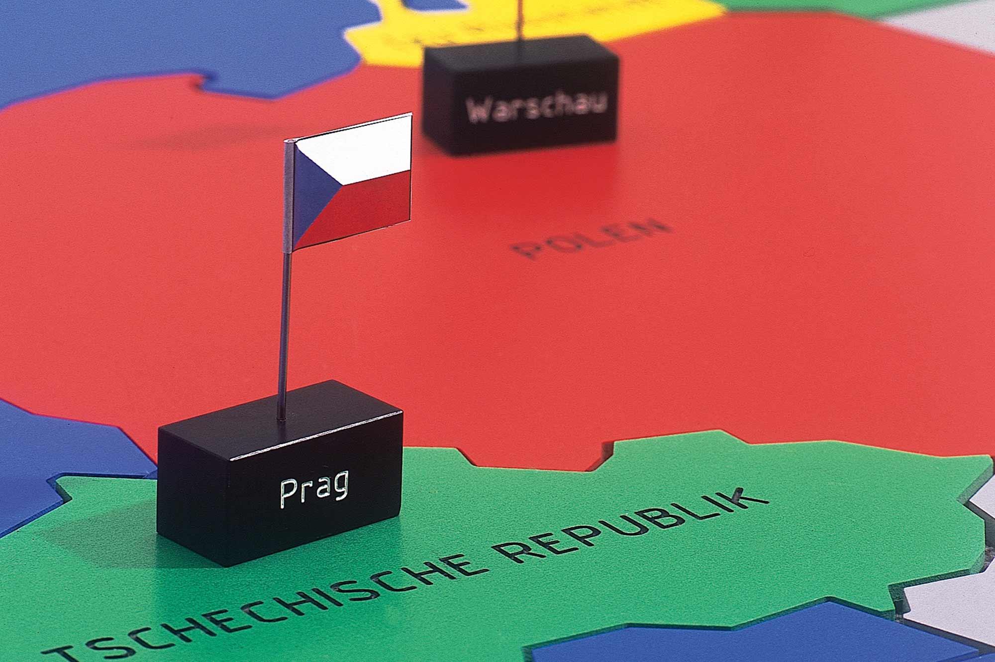 Renovabis-Puzzle Land und Hauptstadt