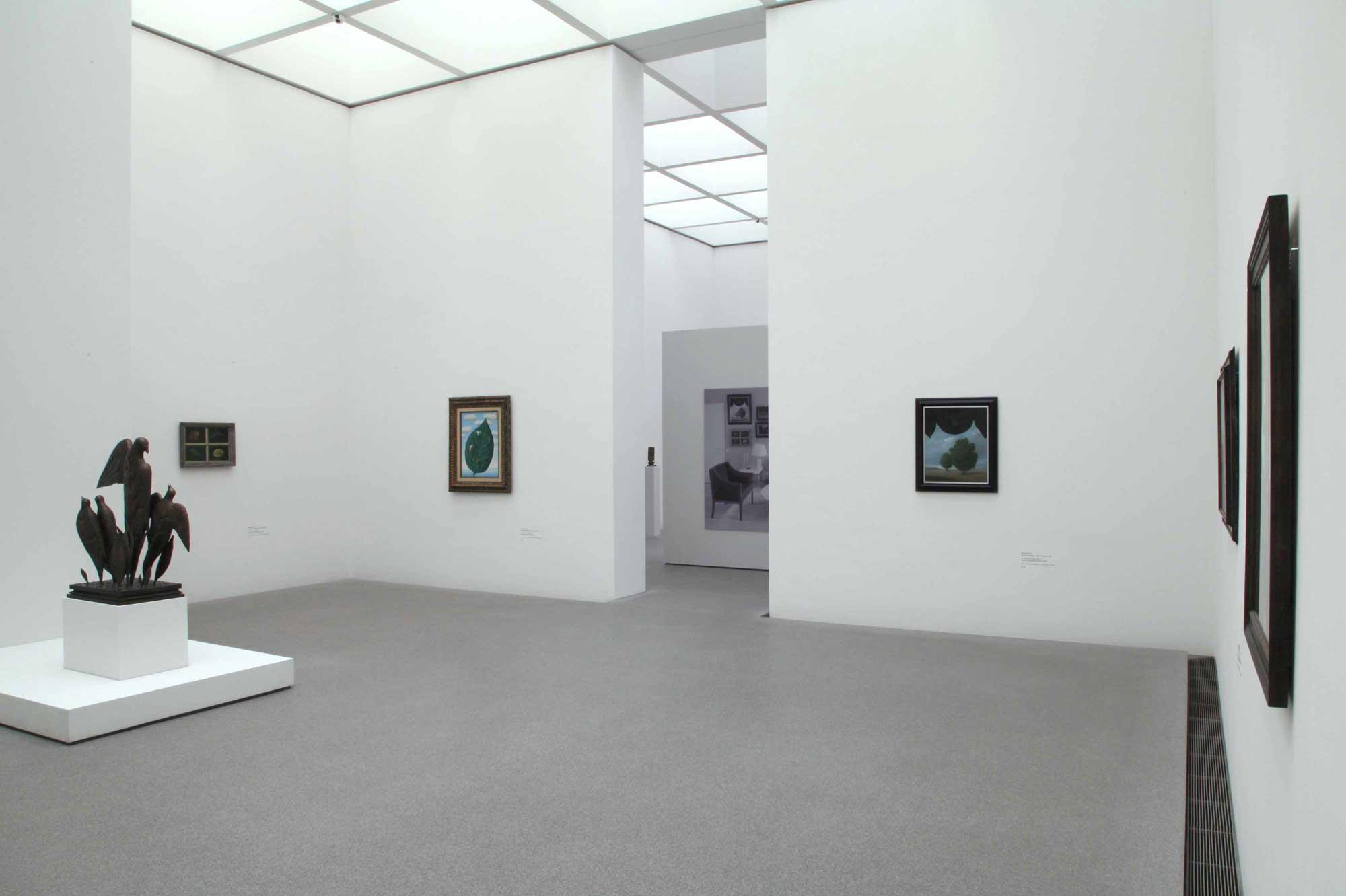 Ausstellungsgestaltung Traum-Bilder raum 6