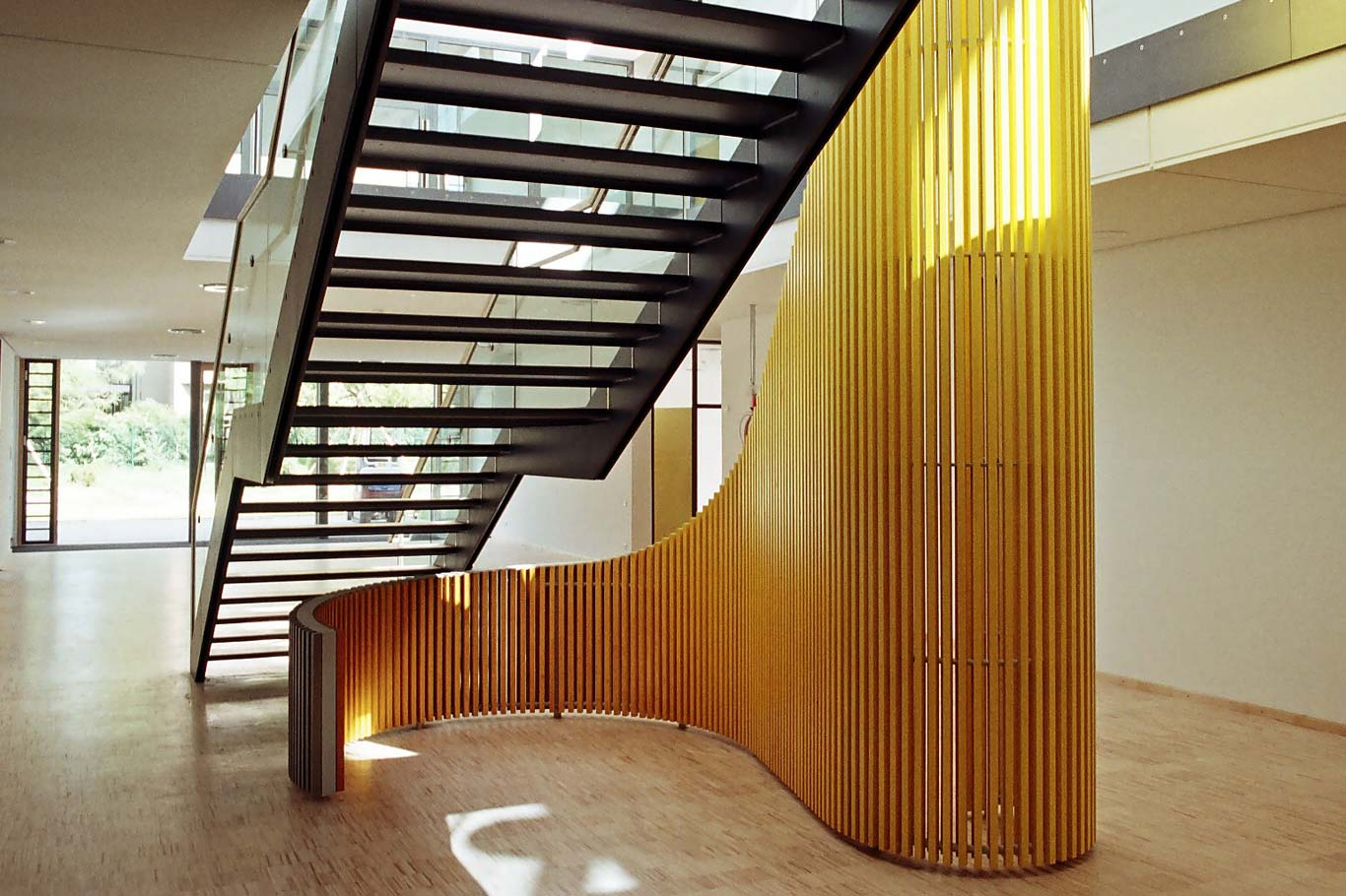 Gelbwärts Kunst am Bau