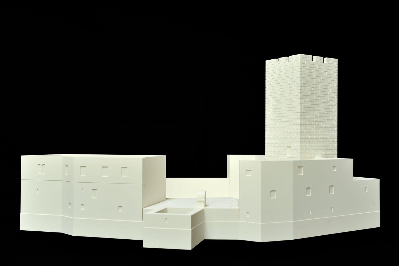 Zustand der Burg Prunn im frühen Mittelalter