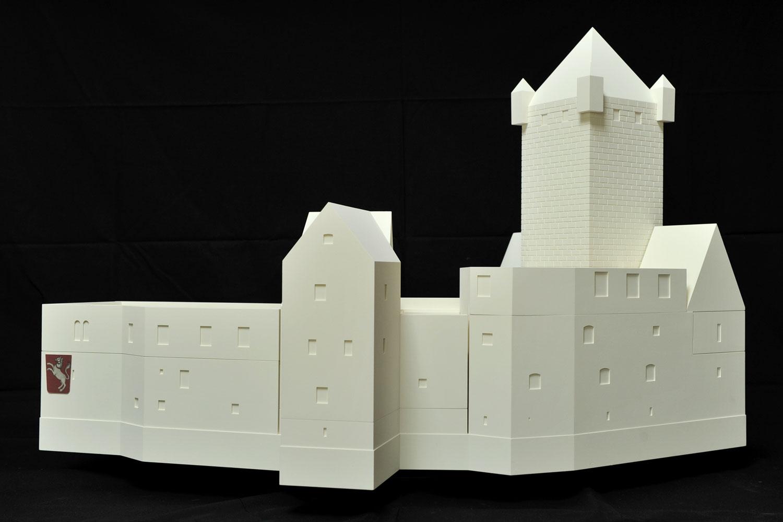 Zustand der Burg Prunn im ausgehenden Mittelalter
