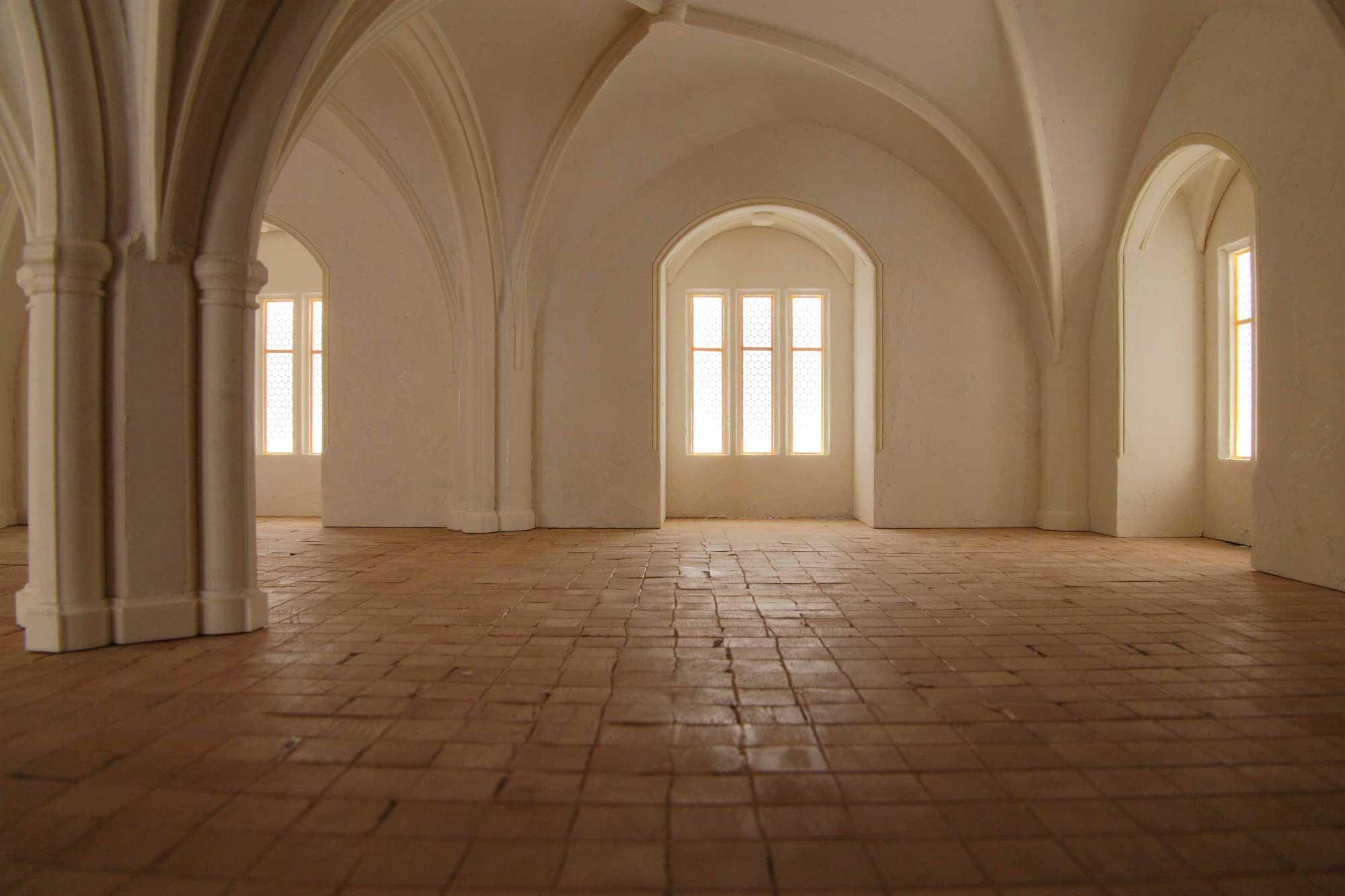 Innenraummodelle Cadolzburg