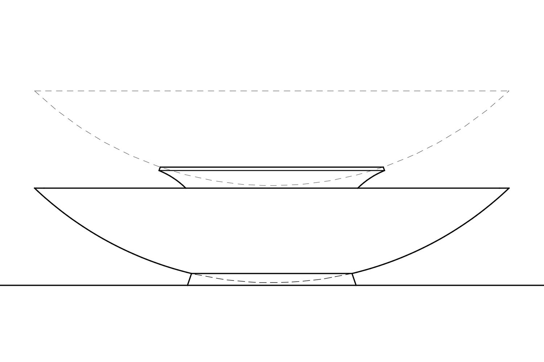 Zeichnung für das Urmodell