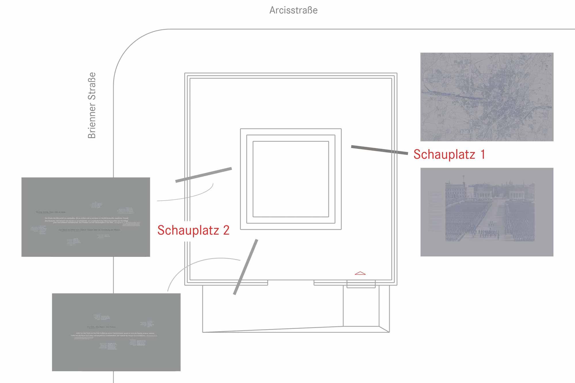 Wettbewerb Kunst am Bau | NS-Dokuzentrum