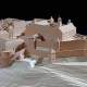 Modellbau Plassenburg Rekonstruktionsmodell