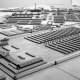 Modell KZ Dachau, Gesamtansicht