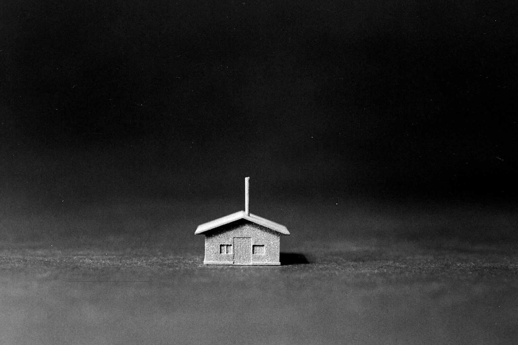 Verhör im Licht, Fotodokumentation, altes Krematorium