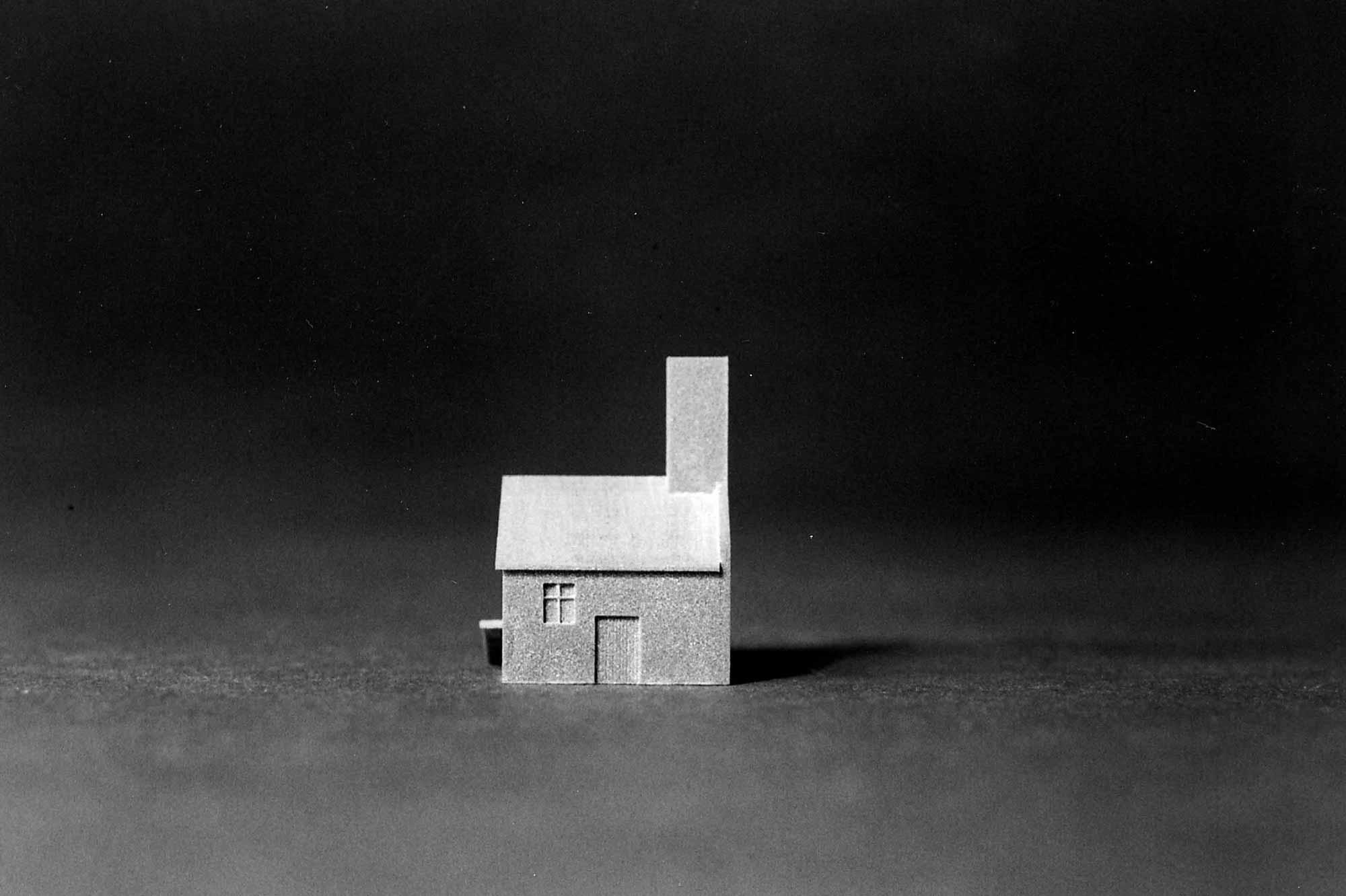 Verhör im Licht, Fotodokumentation, Heizhaus