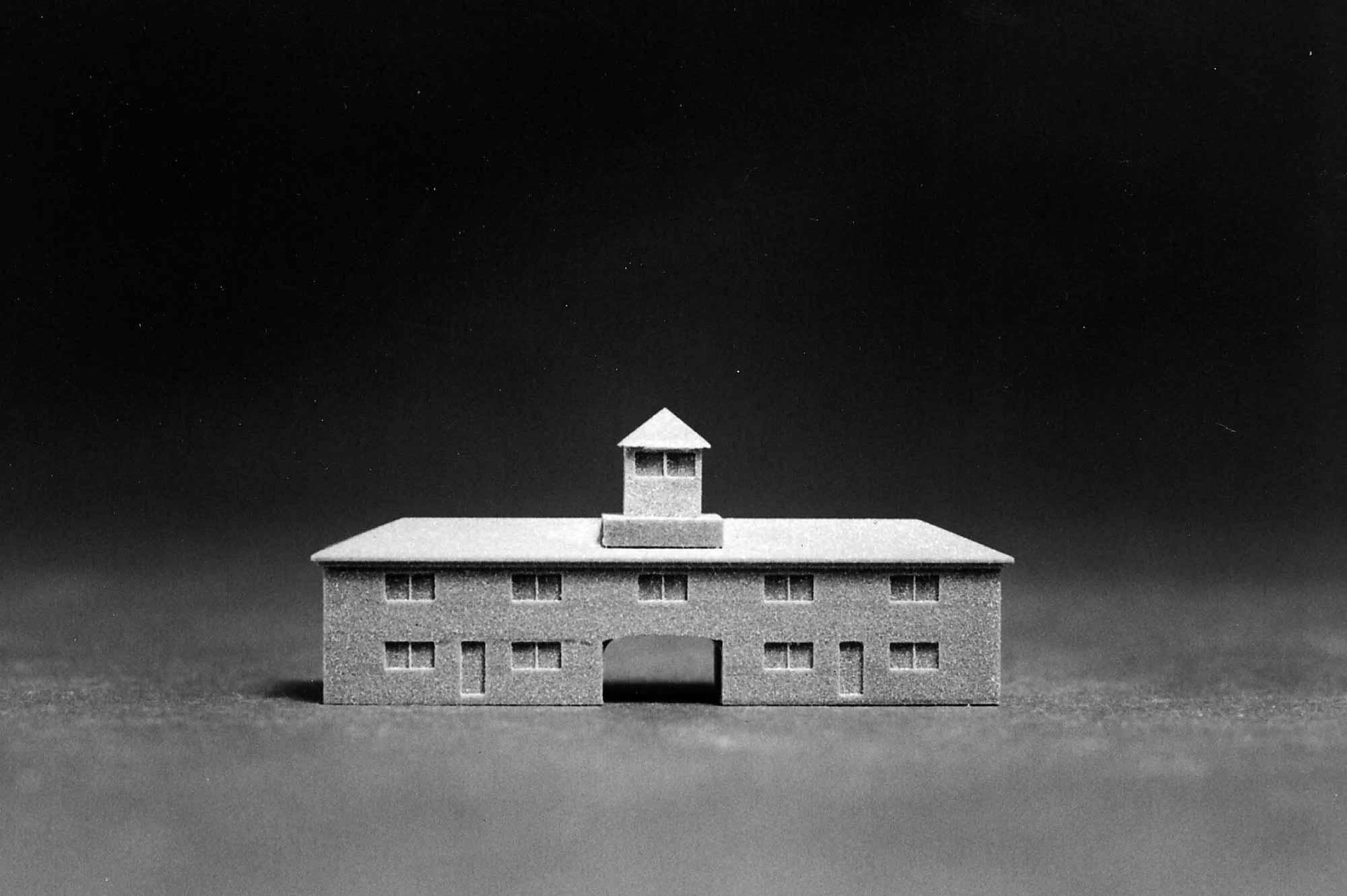 Verhör im Licht, Fotodokumentation, Jourhaus