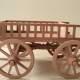 Anschauungsmodell Römischer Transportwagen aus Holz