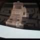interaktives architekturmodell mit licht der Stadtresidenz Landshut
